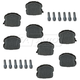 ACBPS00002-Chevy Corvette Brake Pads