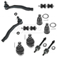 1ASFK02474-Steering & Suspension Kit