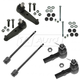 1ASFK02477-Ford Escort Mercury Tracer Steering & Suspension Kit