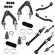 1ASFK02447-1990-93 Honda Accord Steering & Suspension Kit