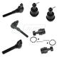 1ASFK02460-Jeep Steering & Suspension Kit
