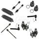 1ASFK02436-Steering & Suspension Kit