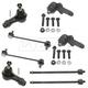 1ASFK02491-2000-04 Ford Focus Steering & Suspension Kit