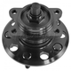 1ASHR00279-Wheel Bearing & Hub Assembly