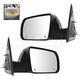 1AMRP01704-2014-17 Toyota Sequoia Mirror Pair