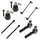 1ASFK02507-2001-04 Ford Escape Mazda Tribute Steering & Suspension Kit