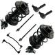 1ASFK02516-2002-06 Nissan Altima Steering & Suspension Kit