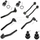 1ASFK02517-1999-04 Jeep Grand Cherokee Steering & Suspension Kit