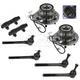 1AHTF00026-Steering & Suspension Kit