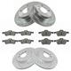 1APBS00520-Mini Cooper Brake Kit  Nakamoto MD1060  MD939  34231-DSZ  34232-DSZ