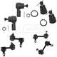 1ASFK02551-2001-05 Honda Civic Steering & Suspension Kit