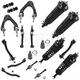 1ASFK02552-1990-93 Honda Accord Steering & Suspension Kit