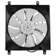 1AACF00184-2007-13 Suzuki SX4 A/C Condenser Cooling Fan Assembly