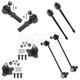 1ASFK02558-Saturn L Sedan L Wagon Steering & Suspension Kit