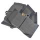 LXBPS00003-Lexus Brake Pads  Lexus 04465-30500