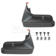 GMBSS00044-2014-16 Chevy Impala Mud Flap Pair  General Motors OEM 22872956