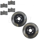 LXBFS00005-Lexus Brake Kit  Lexus 435122-2260  43516-22010  04465-30500