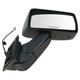 GMMRE00010-Hummer H3 H3T Mirror  General Motors OEM 20836084