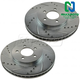 1APBR00226-Chevy HHR Brake Rotor Pair