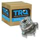 1ASHR00282-Wheel Bearing & Hub Assembly