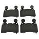 FDIMK00070-Ford Seat Cushion Bottom Pair