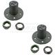 FDSHS00002-Locking Hub Pair  Ford OEM F3TZ-3B396-B