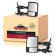 1AMRP01724-Ford F150 Truck Mirror Pair