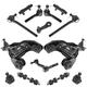 1ASFK02602-Steering & Suspension Kit