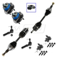 1AAHK00014-Steering & Suspension Kit