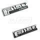 FDBMK00097-2015-16 Ford F150 Truck Nameplate Pair