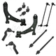1ASFK02610-Mazda 3 5 Steering & Suspension Kit