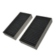 1ACAF00136-Mercedes Benz Cabin Air Filter Pair