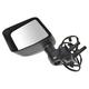 1AMRE03391-2015-17 Jeep Wrangler Mirror