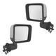 1AMRP01735-2014 Jeep Wrangler Mirror Pair