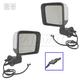 1AMRP01736-2015-17 Jeep Wrangler Mirror Pair
