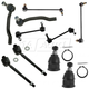 1ASFK02638-Acura MDX Honda Pilot Steering & Suspension Kit