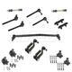 1ASFK02646-1990-05 Chevy Astro GMC Safari Steering & Suspension Kit