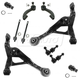 1ASFK02758-Steering & Suspension Kit