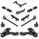 1ASFK02645-Steering & Suspension Kit