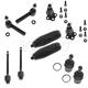 1ASFK02749-Dodge Dakota Durango Steering & Suspension Kit
