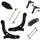 1ASFK02763-Mazda MPV Steering & Suspension Kit