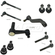 1ASFK02790-1997-99 Dodge Ram 1500 Truck Steering & Suspension Kit