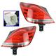 1ALTP01011-Toyota Avalon Tail Light Pair