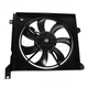 1ARFA00148-Honda Civic CRX Radiator Cooling Fan Assembly