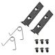 1AIDB00072-Toyota Corolla Center Console Hinge Repair Kit  Dorman 924-450
