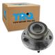 1ASHR00283-2010-15 Chevy Camaro Wheel Bearing & Hub Assembly