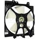 1ARFA00138-1997-98 Subaru Radiator Cooling Fan Assembly