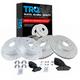 1APBS00578-2003-06 Acura MDX Brake Kit  Nakamoto CD865  CD855  31275-DSZ  31318-DSZ