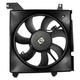 1ARFA00131-2001-06 Hyundai Elantra Radiator Cooling Fan Assembly