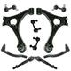 1ASFK02855-2006-11 Honda Civic Steering & Suspension Kit